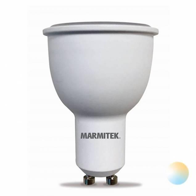 Marmitek Smart Wi-Fi LED E14 4,5W i varm hvid og 16 millioner farver