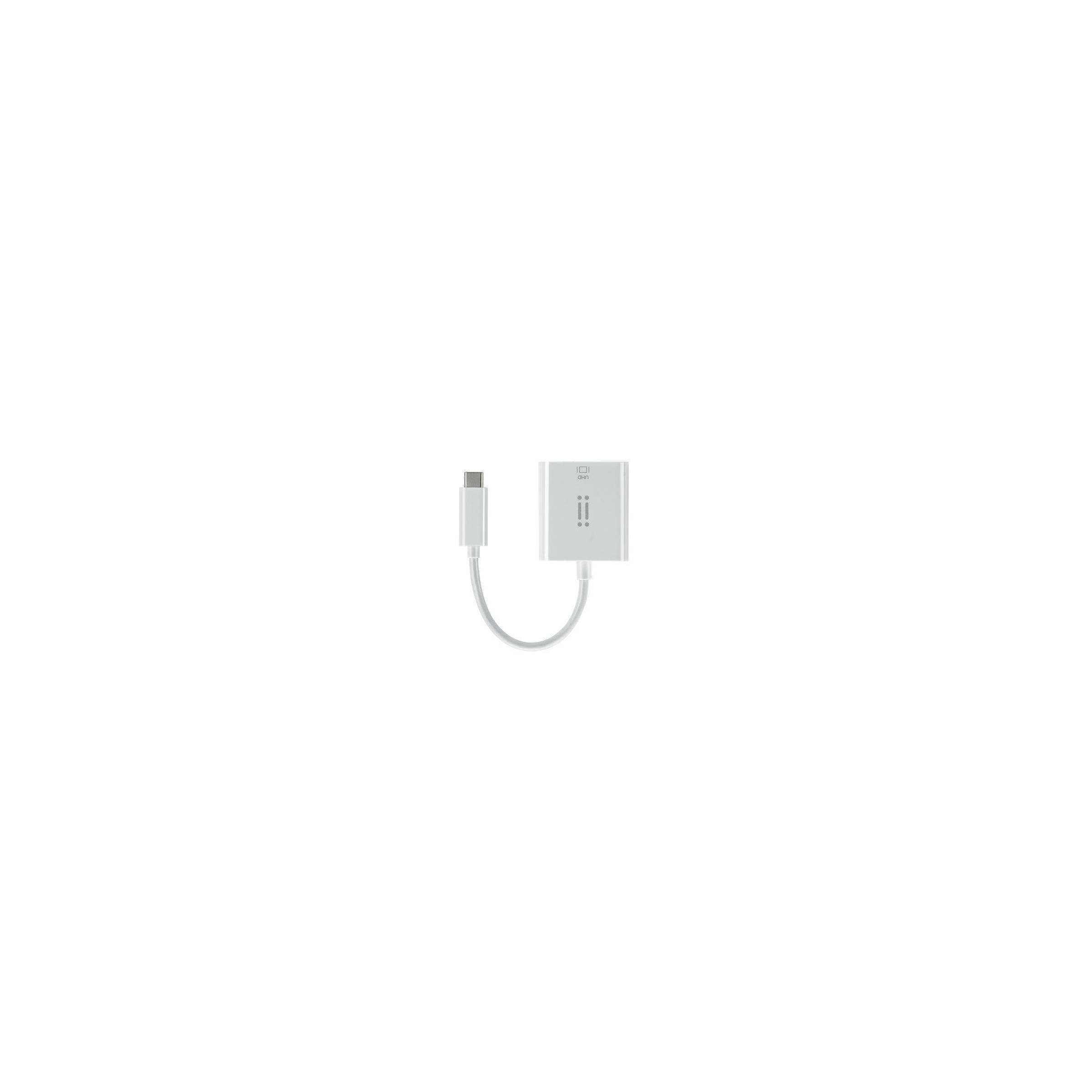 aiino Aiino usb-c til hdmi adapter 4k@60hz fra mackabler.dk