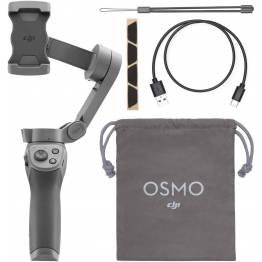 DJI Osmo Mobile 3 3-aksis Video Stabilizer Håndholdt Gimbal til iPhone