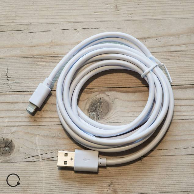 Lightning kabel 2m