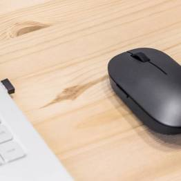 Xiaomi mi mouse 2 sort