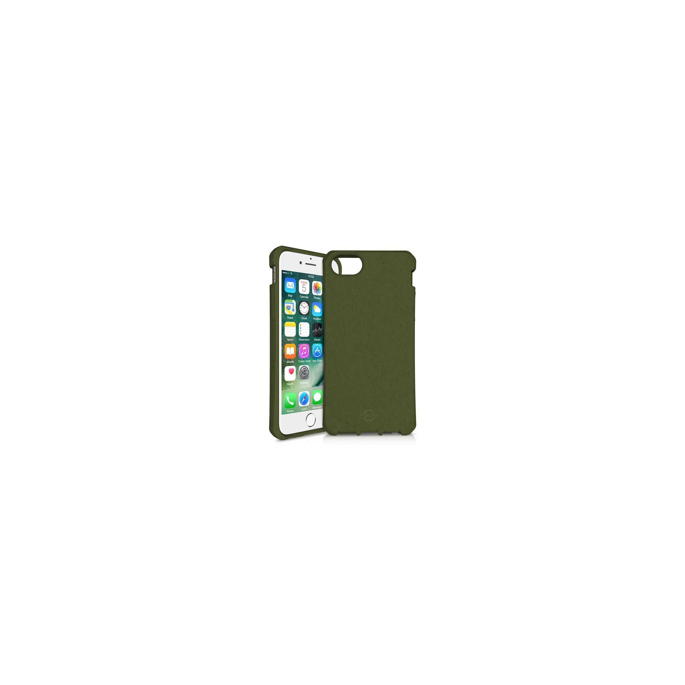 itskins – Feroniabio bionedbrydeligt iphone 6/6s/7/8 cover grøn fra itskins fra mackabler.dk