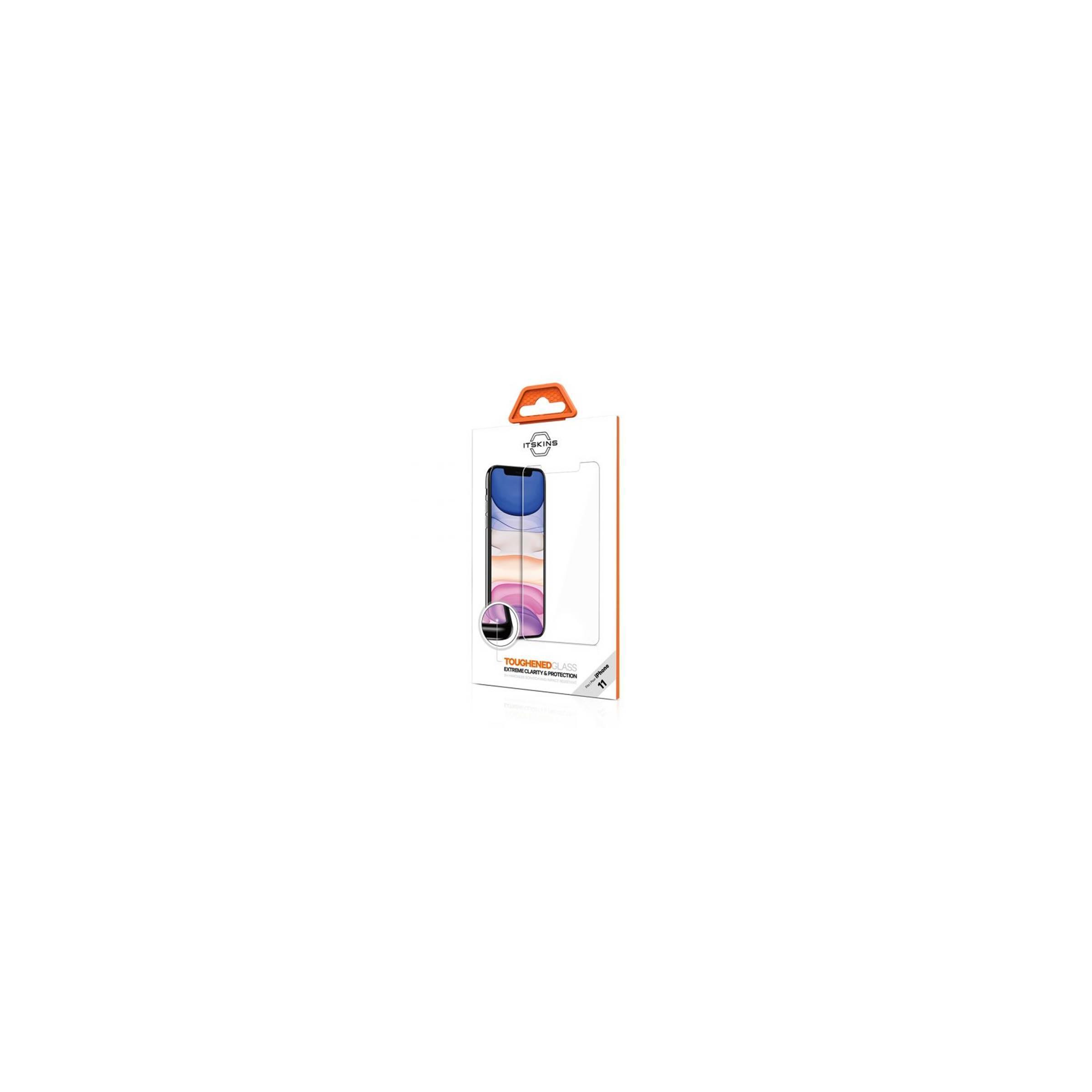 itskins – Itskins beskyttelsesglas til iphone 11 på mackabler.dk