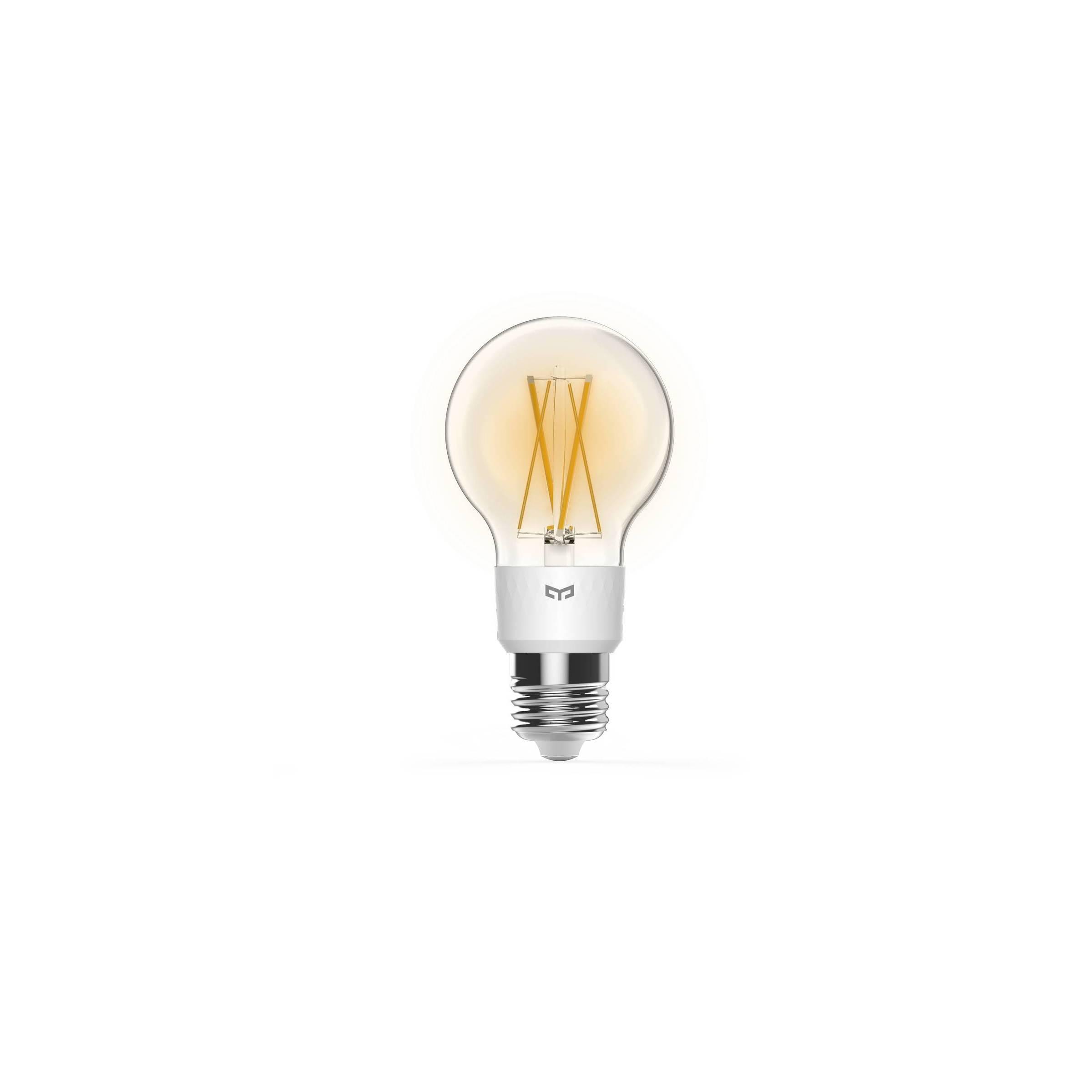 yeelight – Yeelight smart led filament gløde pære på mackabler.dk