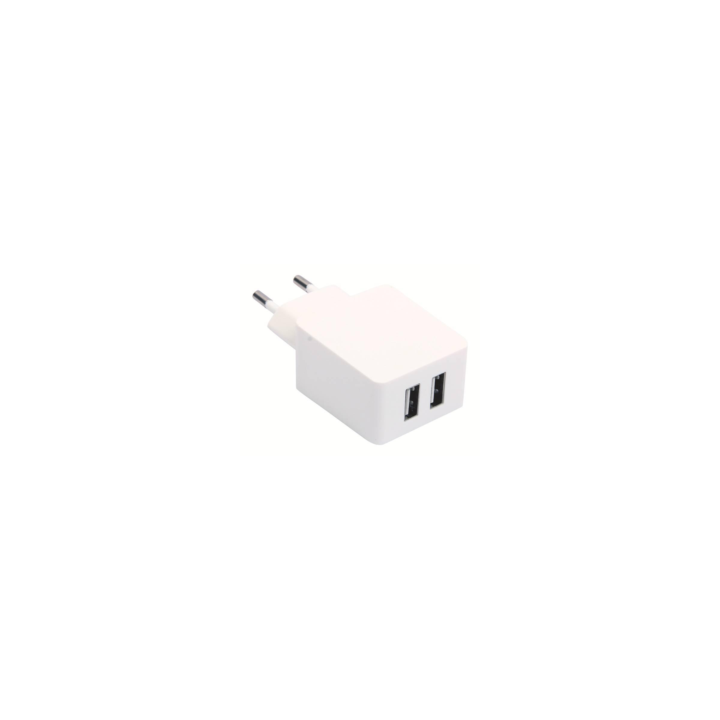 sinox – Sinox i-media 2xusb oplader til iphone/ipad 10w fra mackabler.dk