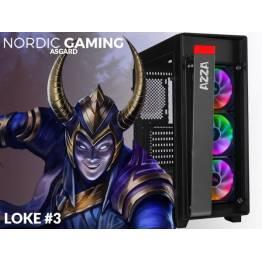 Gamer PC Asgard Loke 3 i5 3.7Ghz, RTX 2060