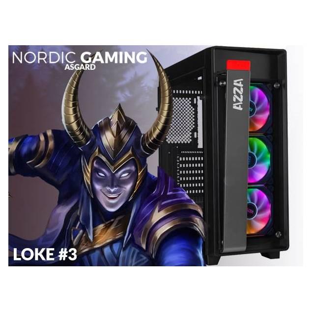 Gamer PC Asgard Loke 2.1