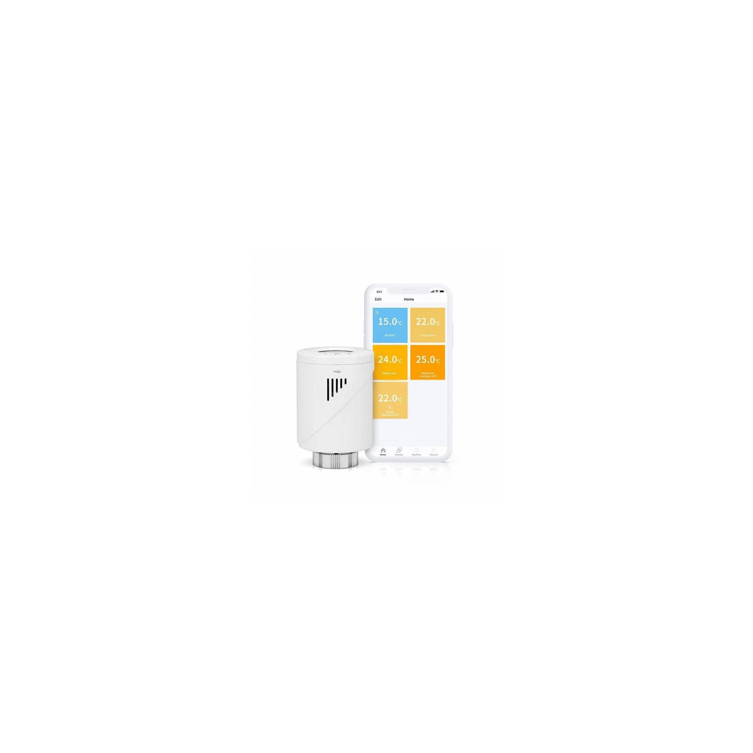 smart meross thermostat enkelt fra meross