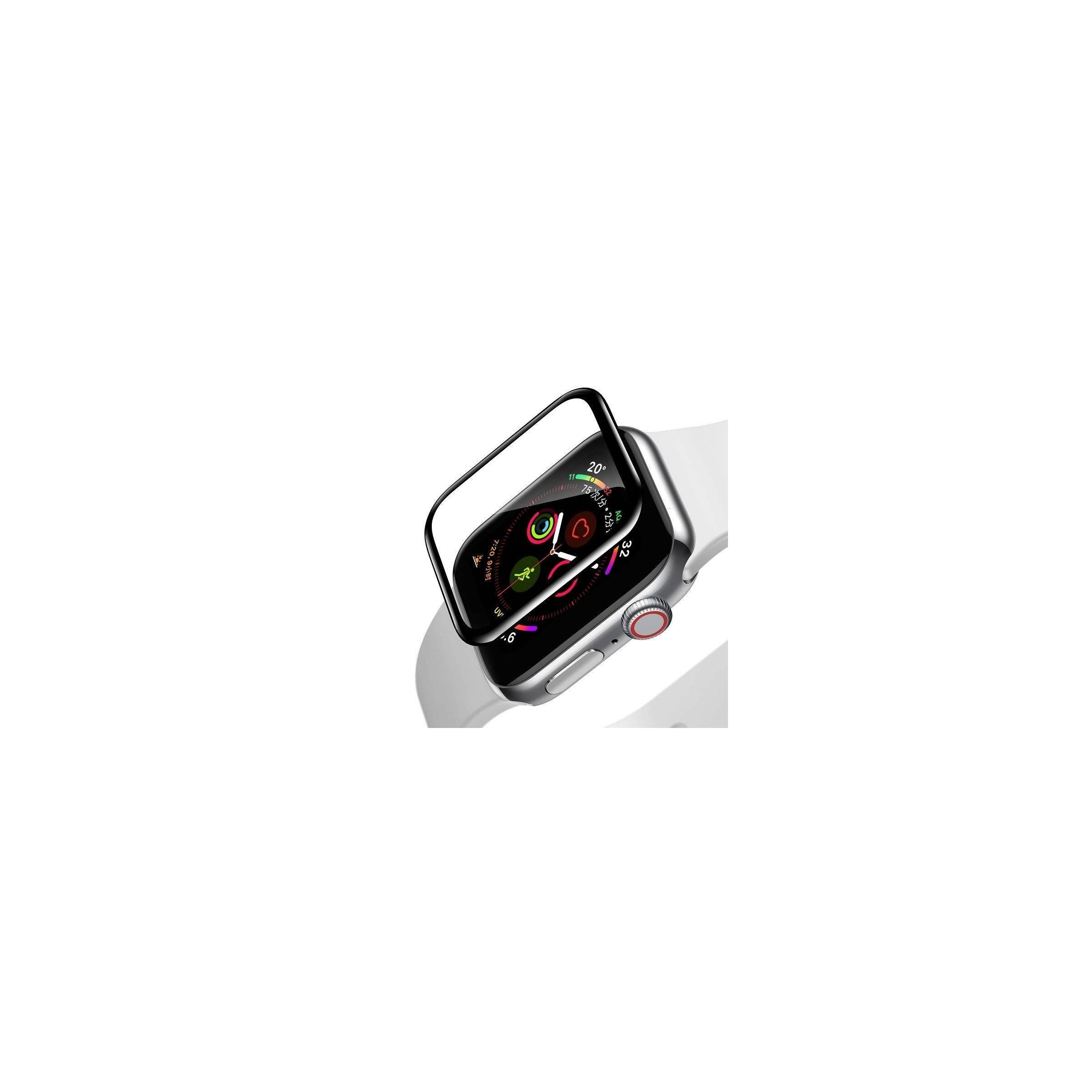 baseus Beskyttelsesglas til apple watch 44mm watch 4/5 fra baseus fra mackabler.dk