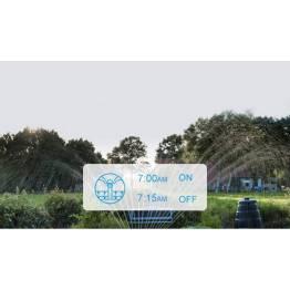 Smart vandtæt udendørs stik WIFI Sonoff S55