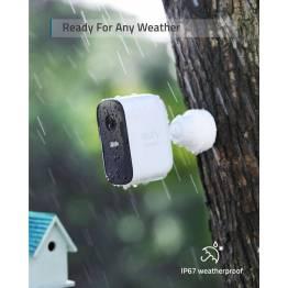Eufy EufyCam 2c (2x kamera) med homekit