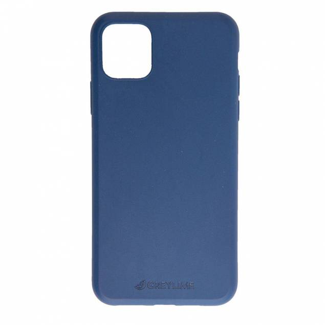 iPhone 11 Pro biodegradable cover GreyLime