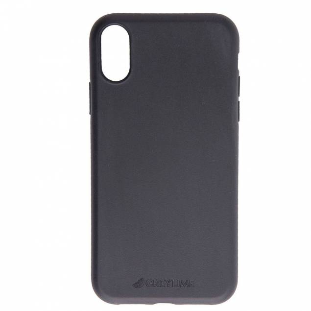 iPhone XR biodegradable cover GreyLime