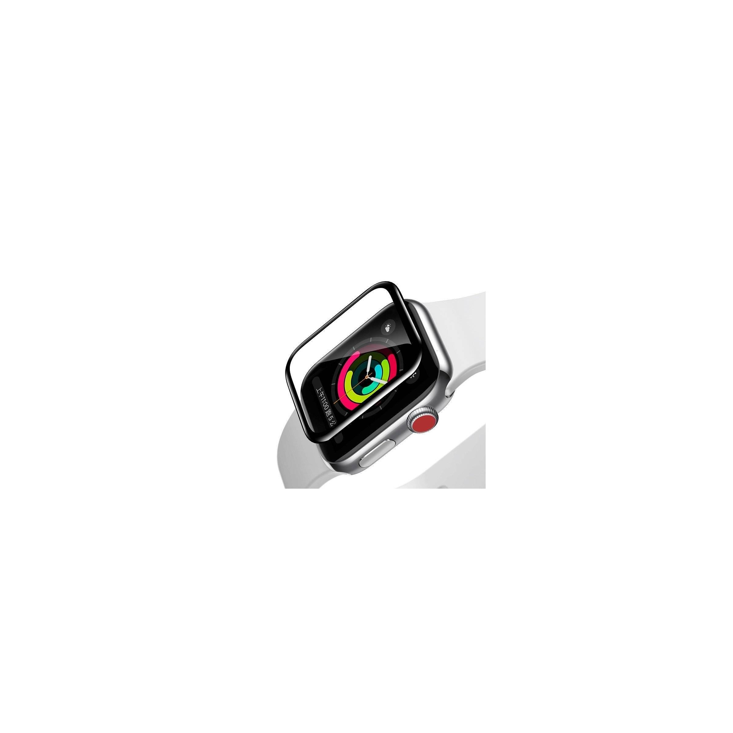 baseus – Beskyttelsesglas til apple watch 38mm watch 1/2/3 fra baseus fra mackabler.dk