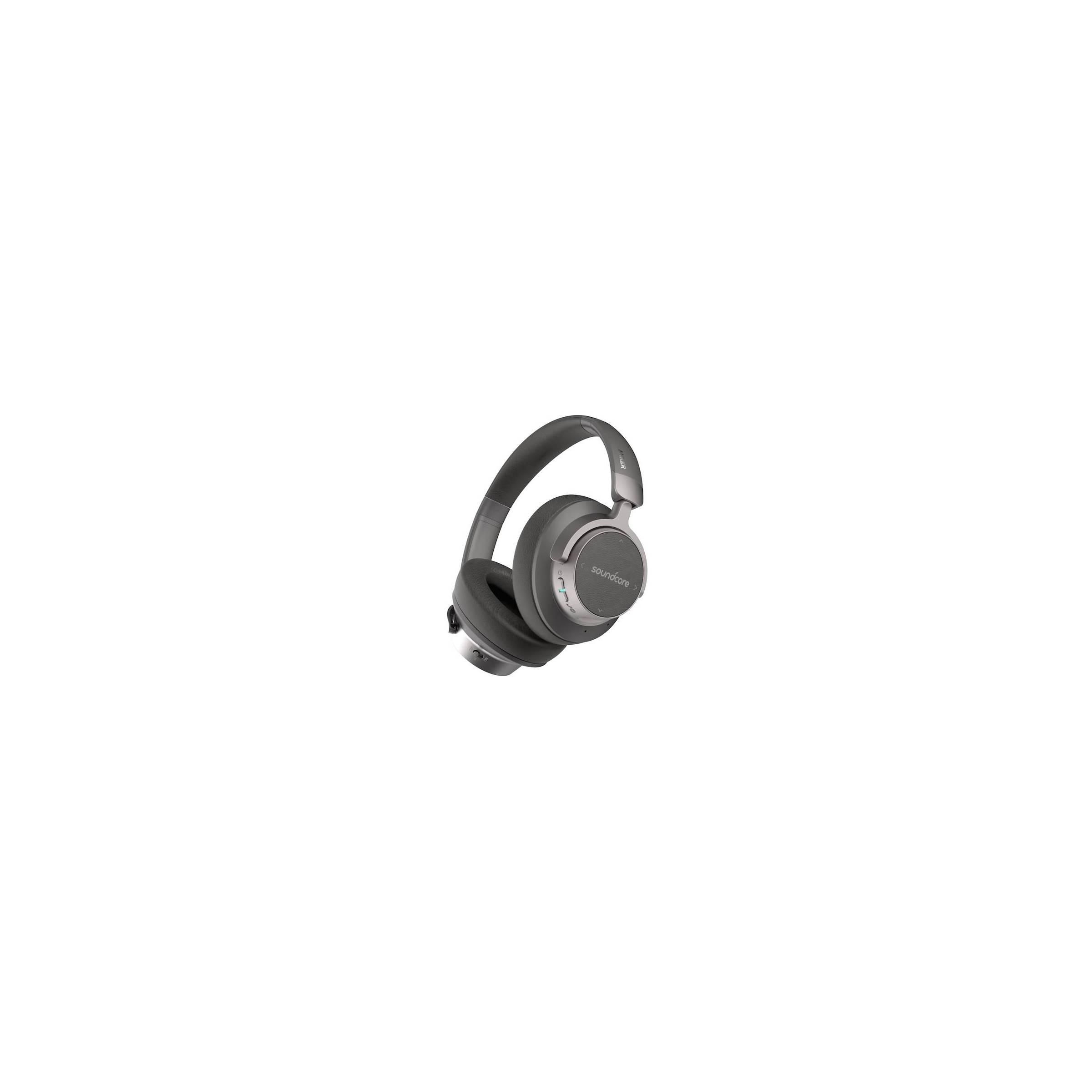 anker – Anker soundcore space nc headphones bluetooth noise-reduction fra mackabler.dk
