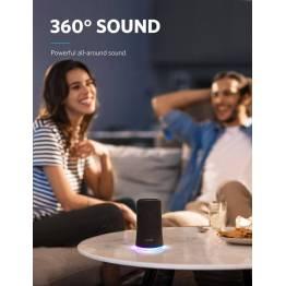 Anker Soundcore Flare højtaler blå BT og vandtæt