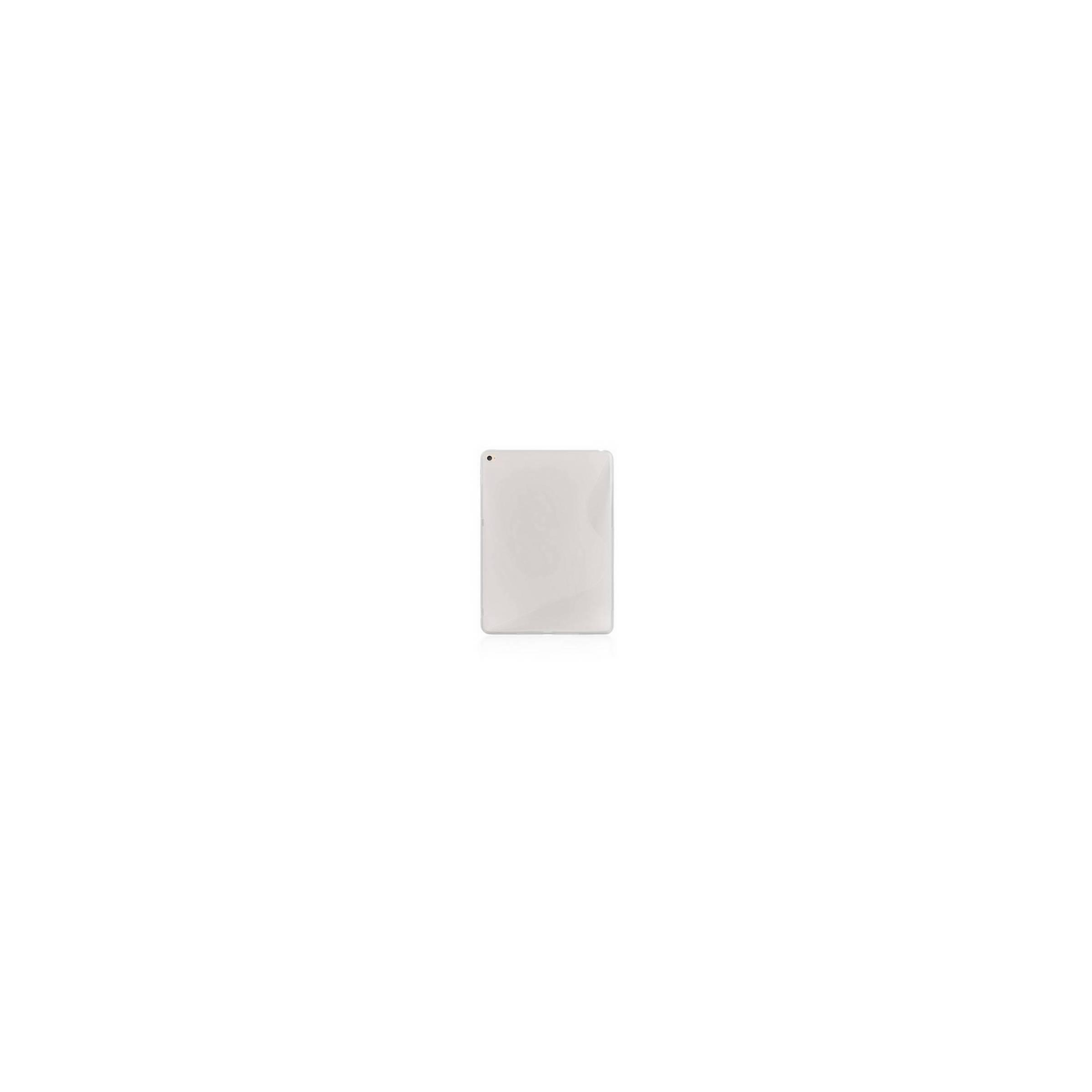 haweel – Ipad air 2 silikone cover farve hvid på mackabler.dk