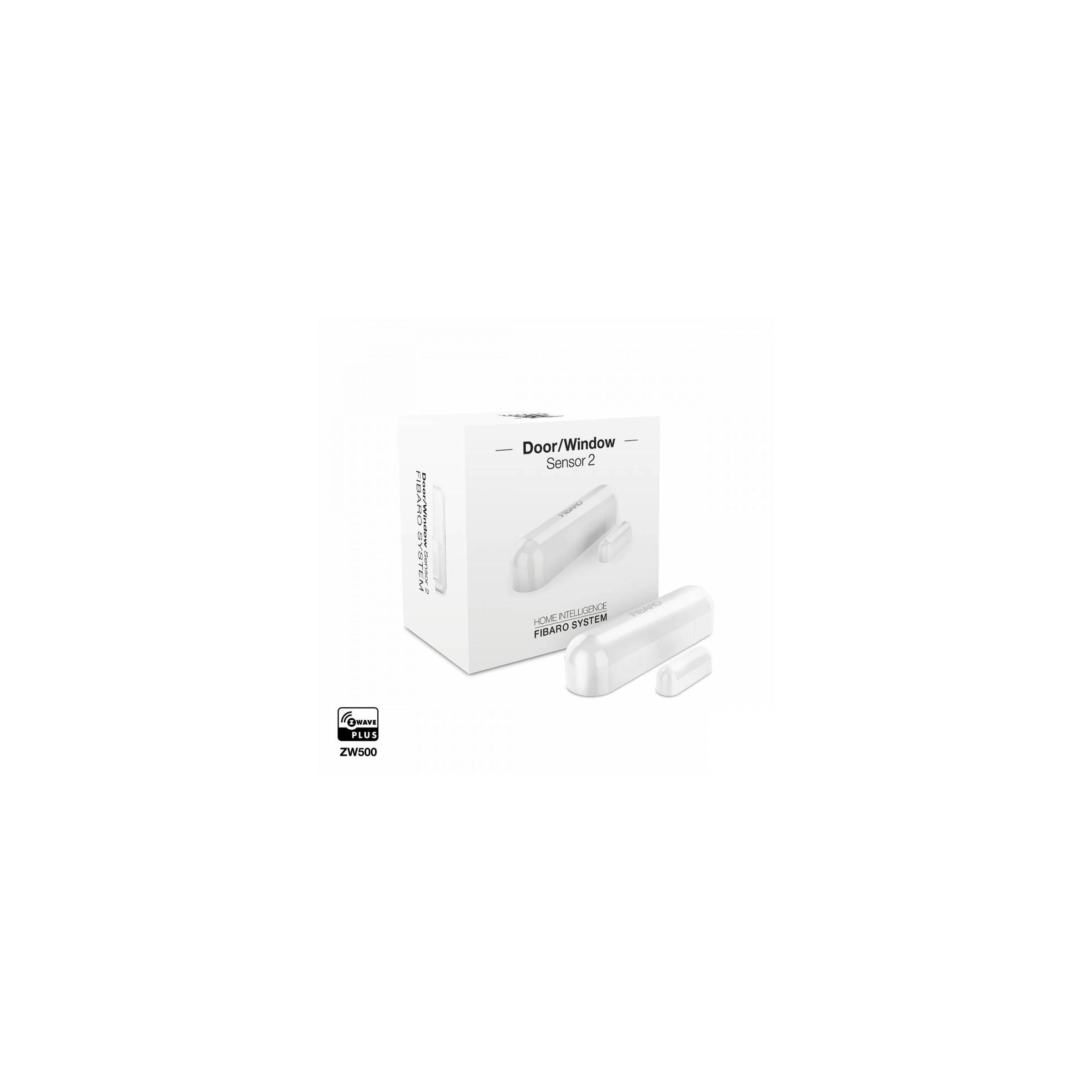 fibaro – Fibaro door window sensor 2 white fra mackabler.dk