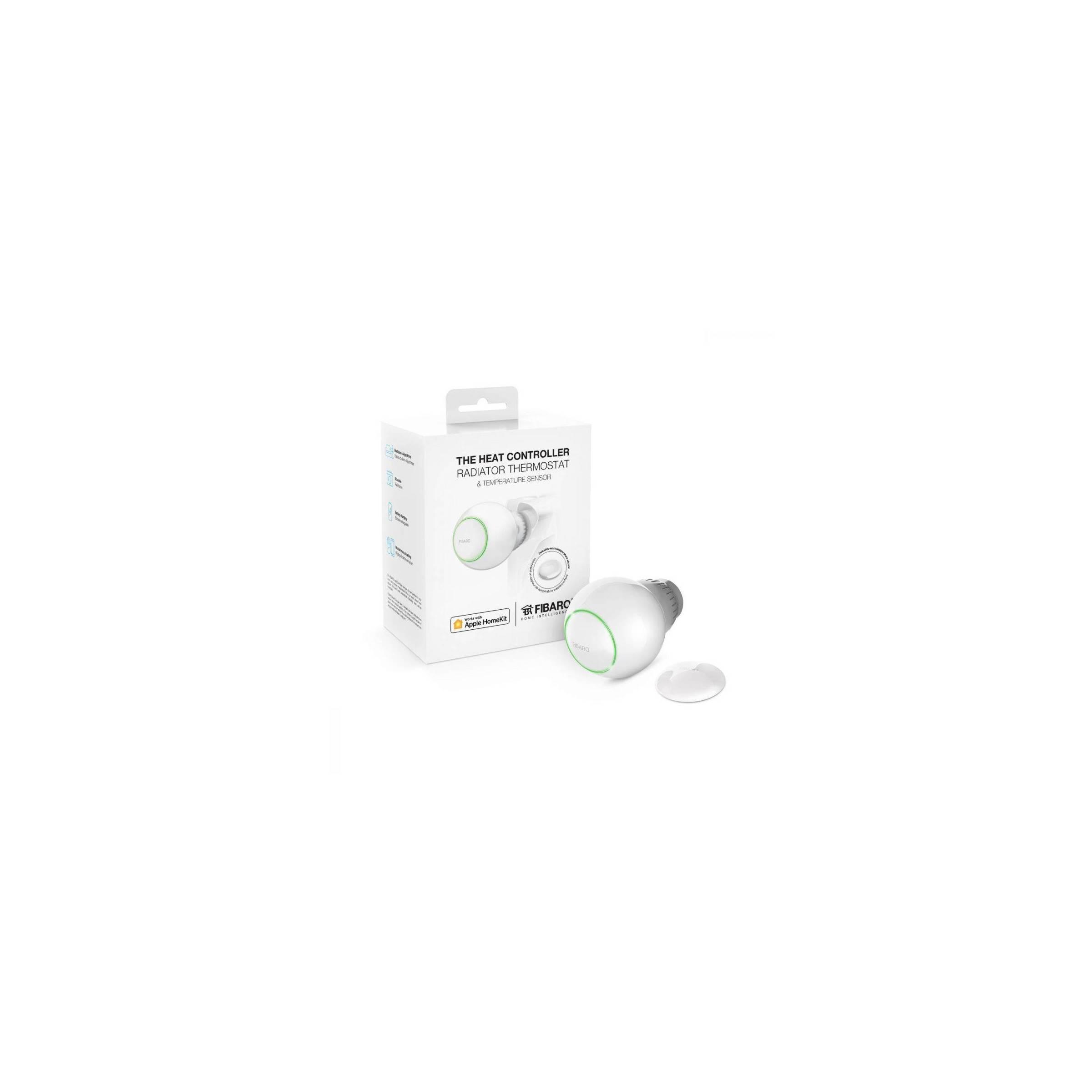 fibaro – Fibaro the heat controller starter pack homekit på mackabler.dk