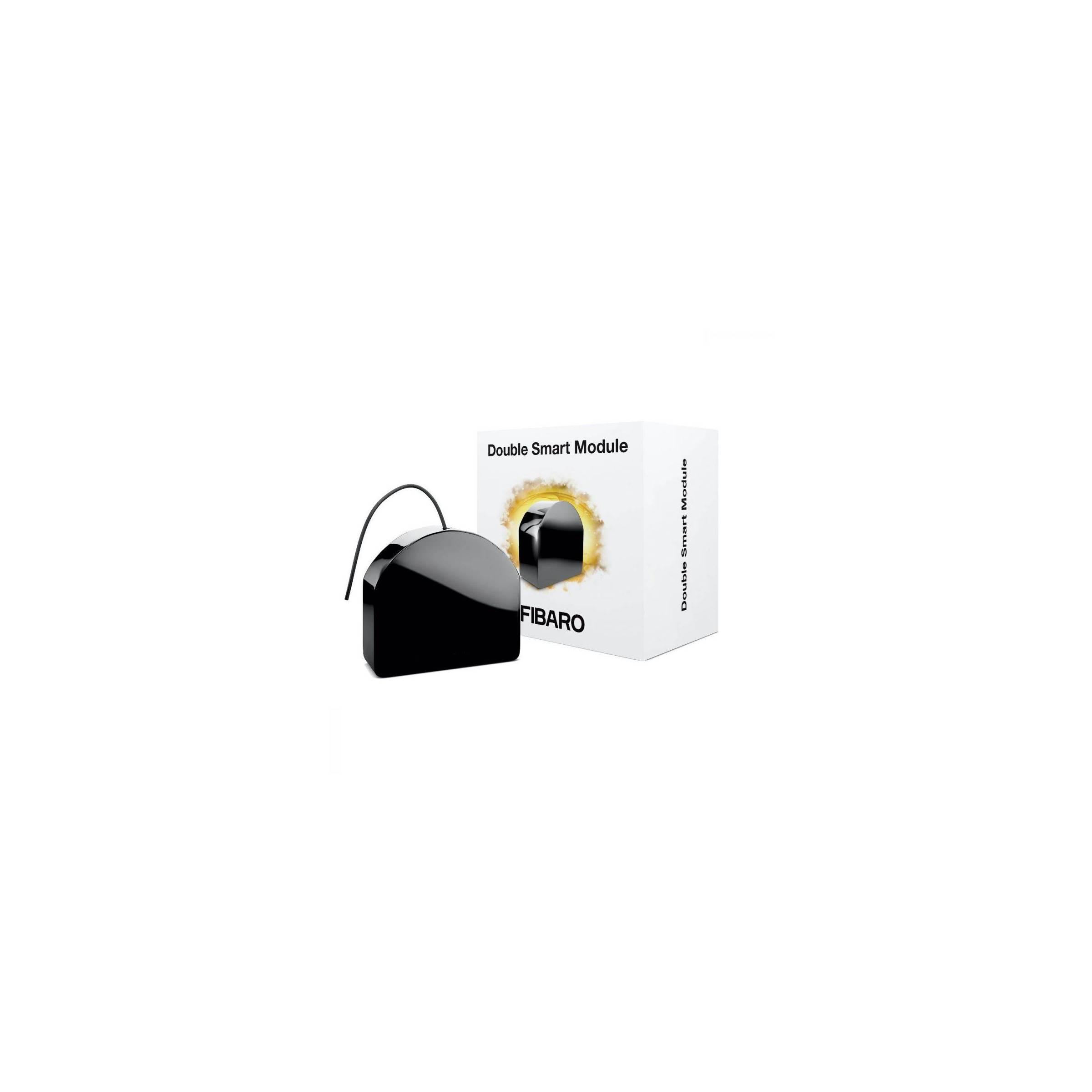 fibaro Fibaro double smart module fra mackabler.dk