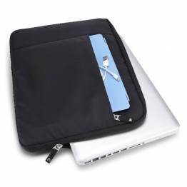 """Case Logic Pc sleeve til 15"""" MacBook Pro sort"""