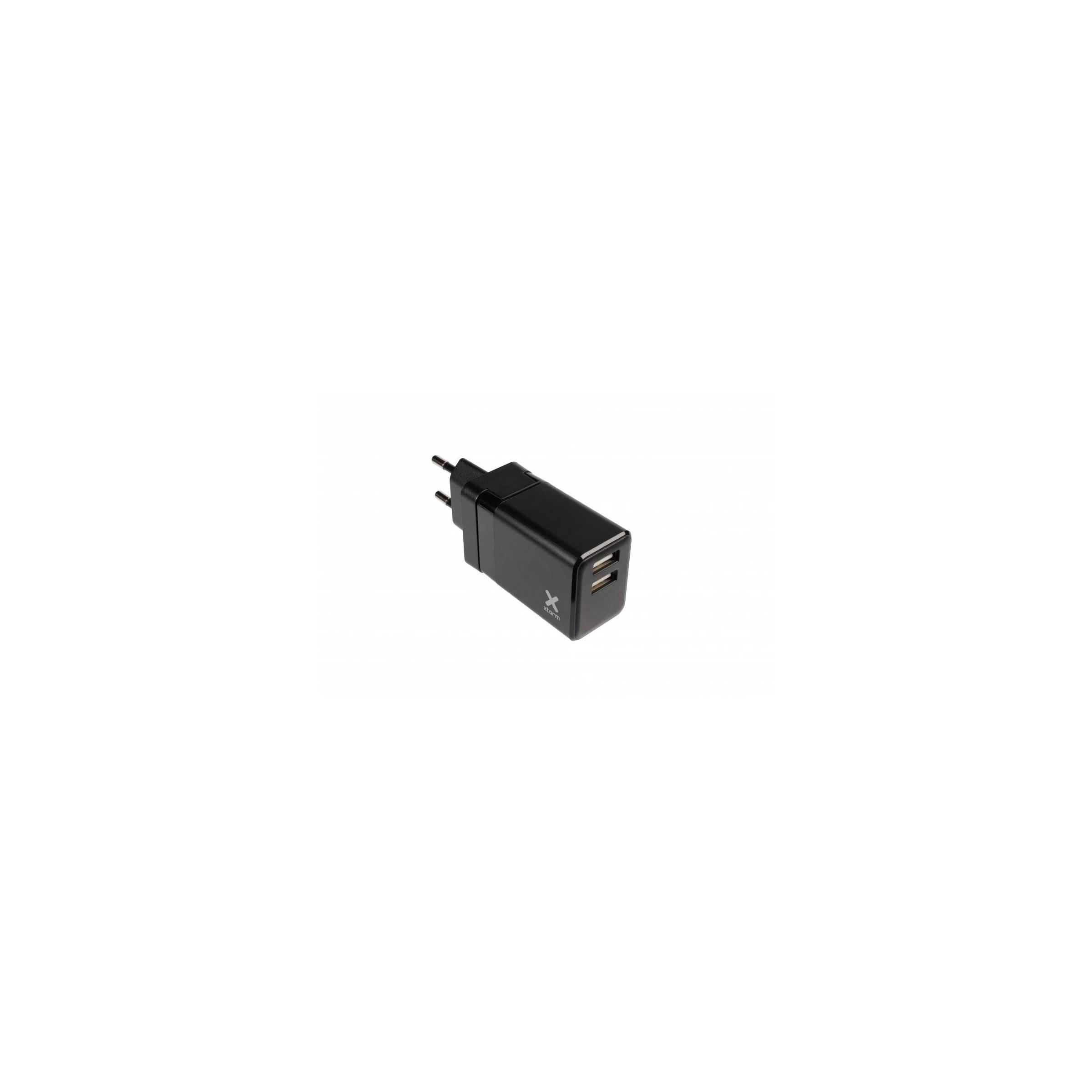 Xtorm 2x usb iphone/ipad oplader 17w fra xtorm fra mackabler.dk
