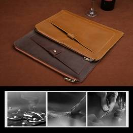 "Macbook 13"" sleeve I kunstlæder"