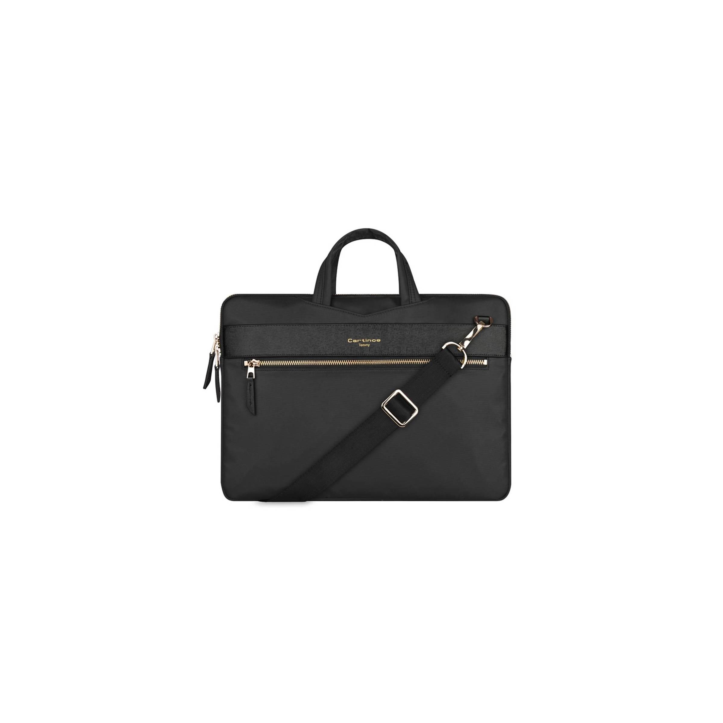 """Macbook 13"""" sleeve london style med strap fra kina oem på mackabler.dk"""