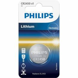 Philips Lithium Battery CR2450