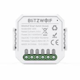 Blitzwolf BW-SS5 Smart Switch WiFi 1-gang relæ