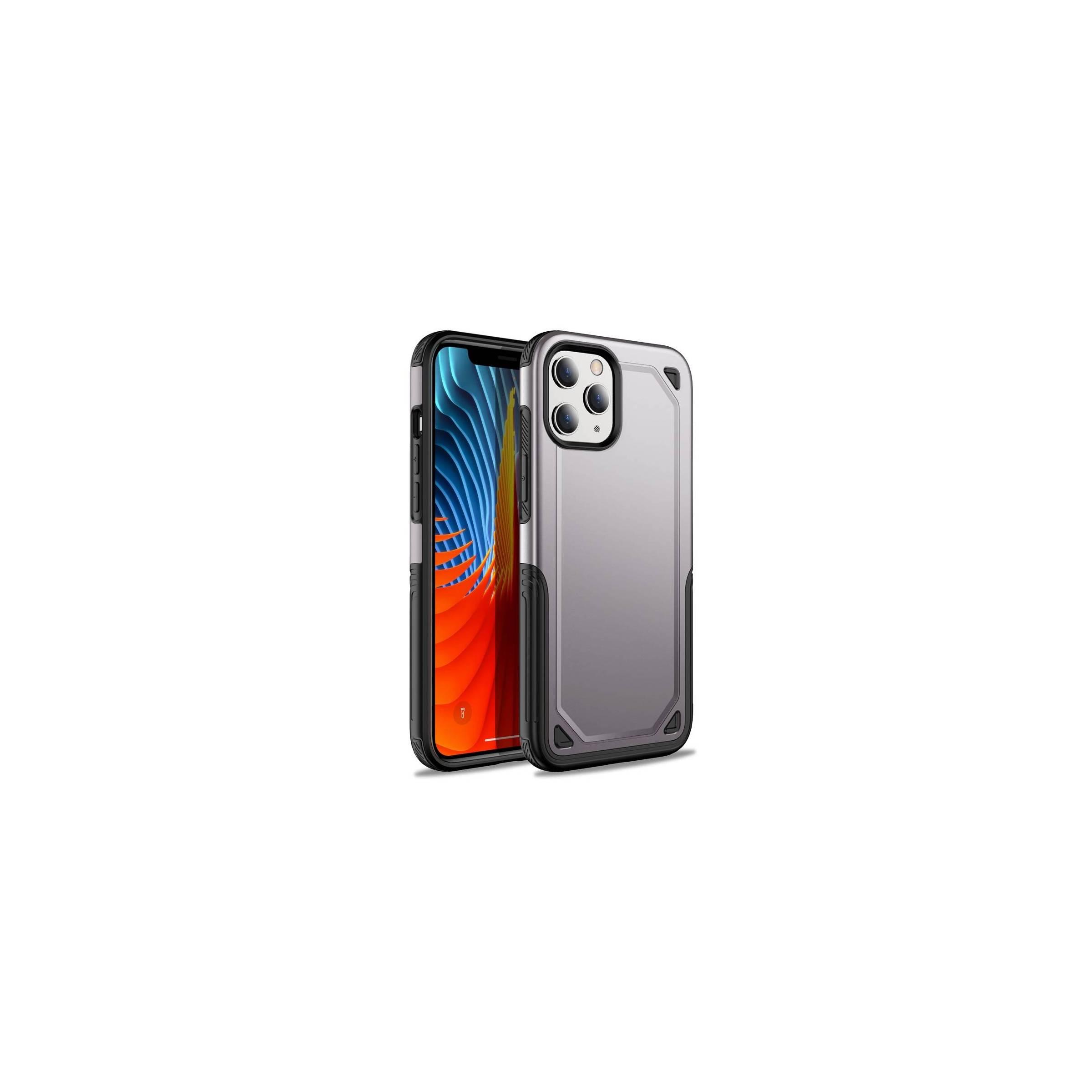 """kina oem Iphone 12 pro max silikone håndværker cover 6,7"""" på mackabler.dk"""