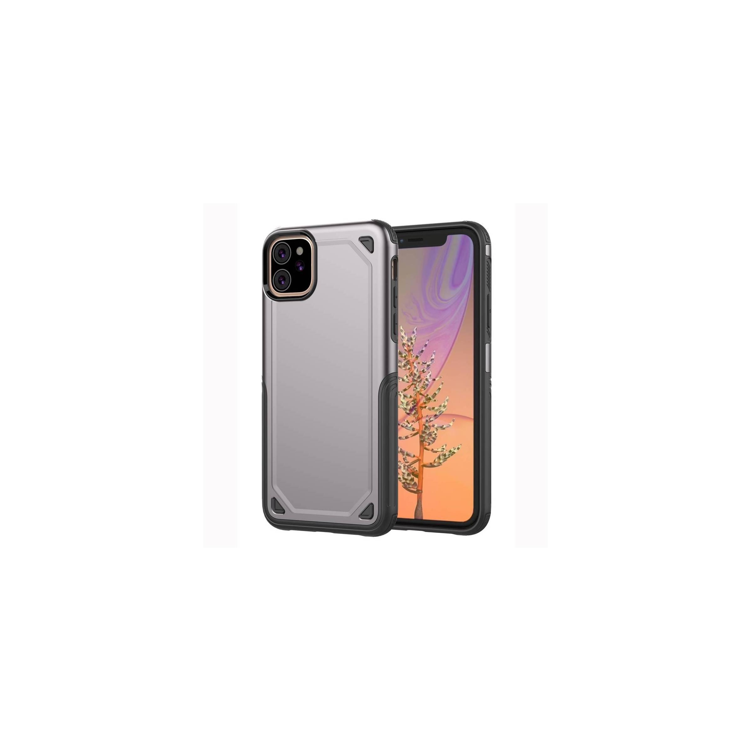 """kina oem – Iphone 11 silikone håndværker cover 6,1"""" på mackabler.dk"""