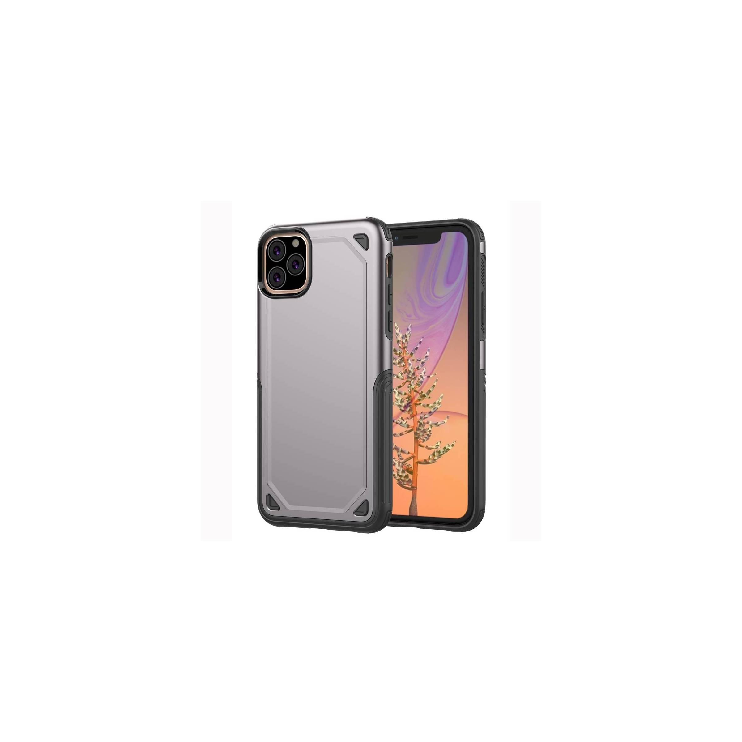 """Iphone 11 pro max silikone håndværker cover 6,7"""" fra kina oem fra mackabler.dk"""