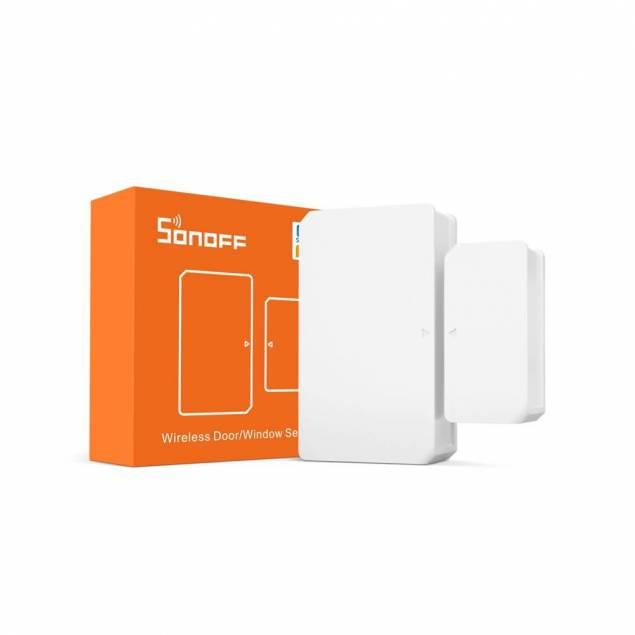 Sonoff smart vindue og dør sensor