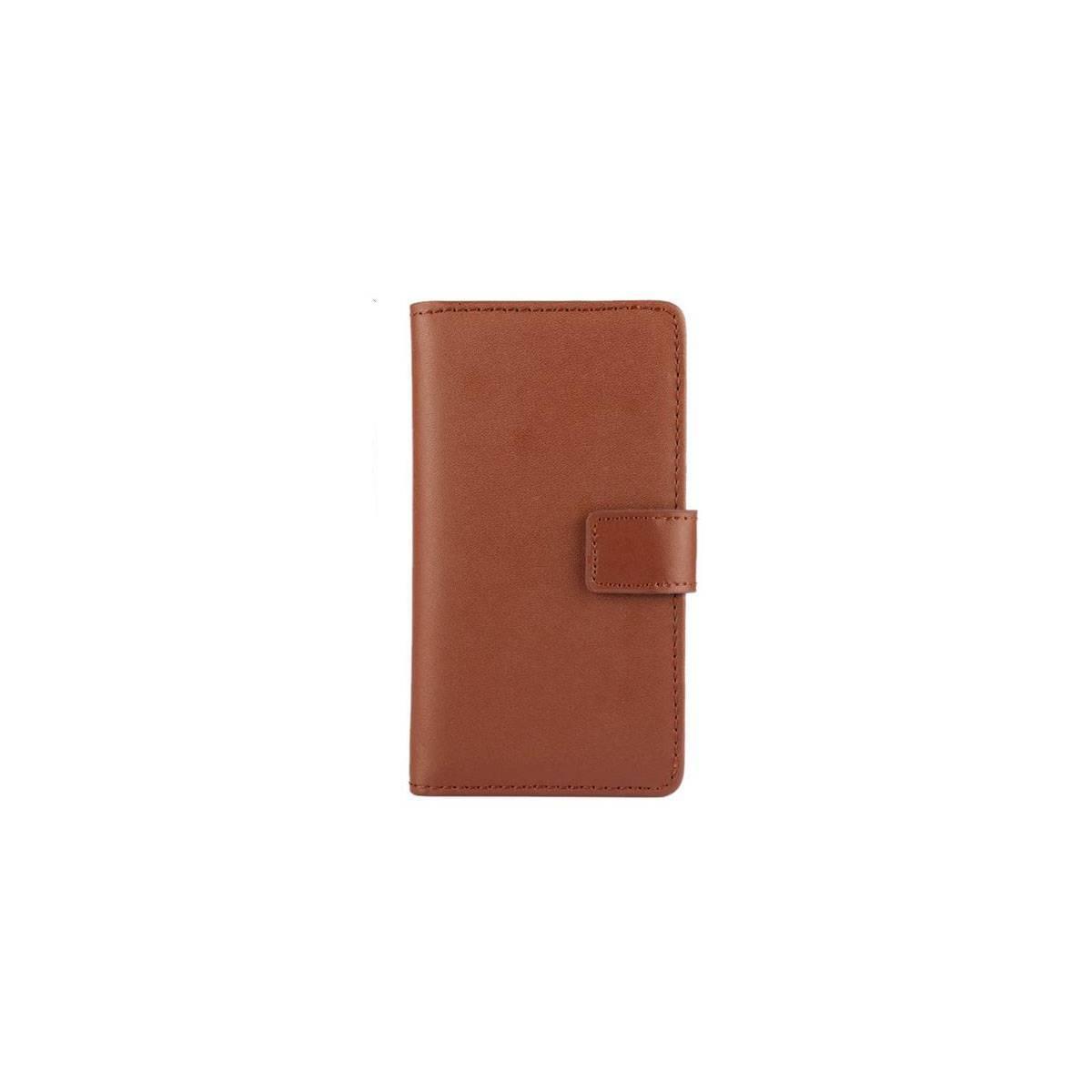 iphone 5 cover læder med kortholder