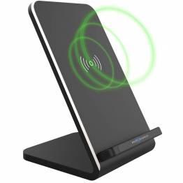 Sinox i-Media Qi stående oplader til iPhone i sort