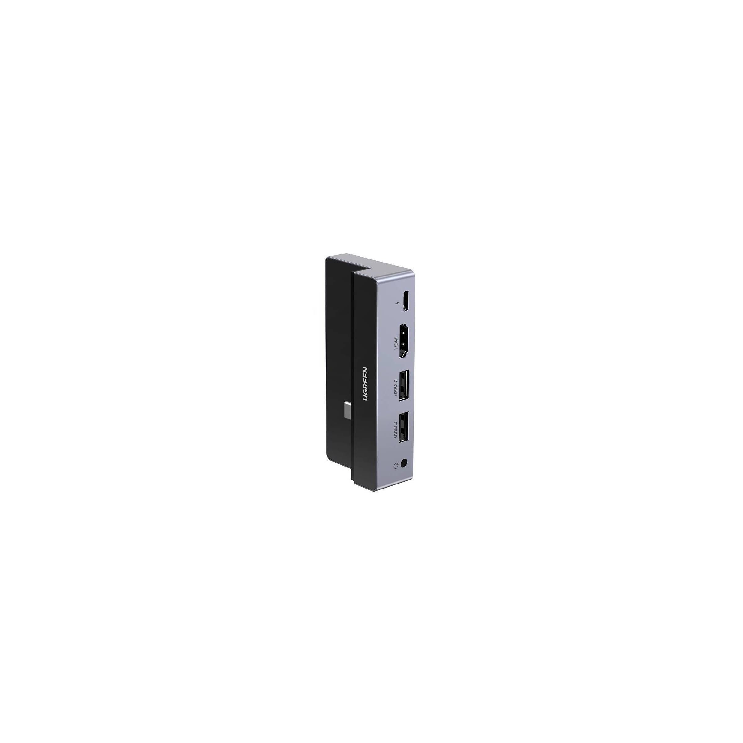 ugreen – Ugreen 5 in 1 ipad usb-c dock hdmi, usb, mini jack fra mackabler.dk