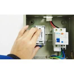 Sonoff DIN skinne holder adapter DR