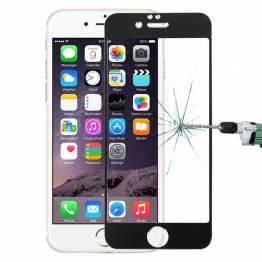 Image of   Beskyttelsesglas med kant Farve Sort, iPhone iPhone 5/5s/SE