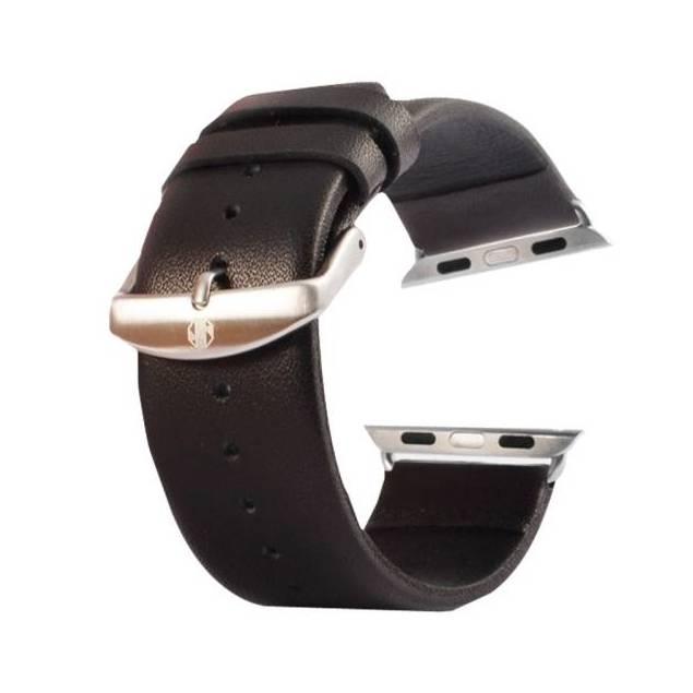 Læder rem Apple watch