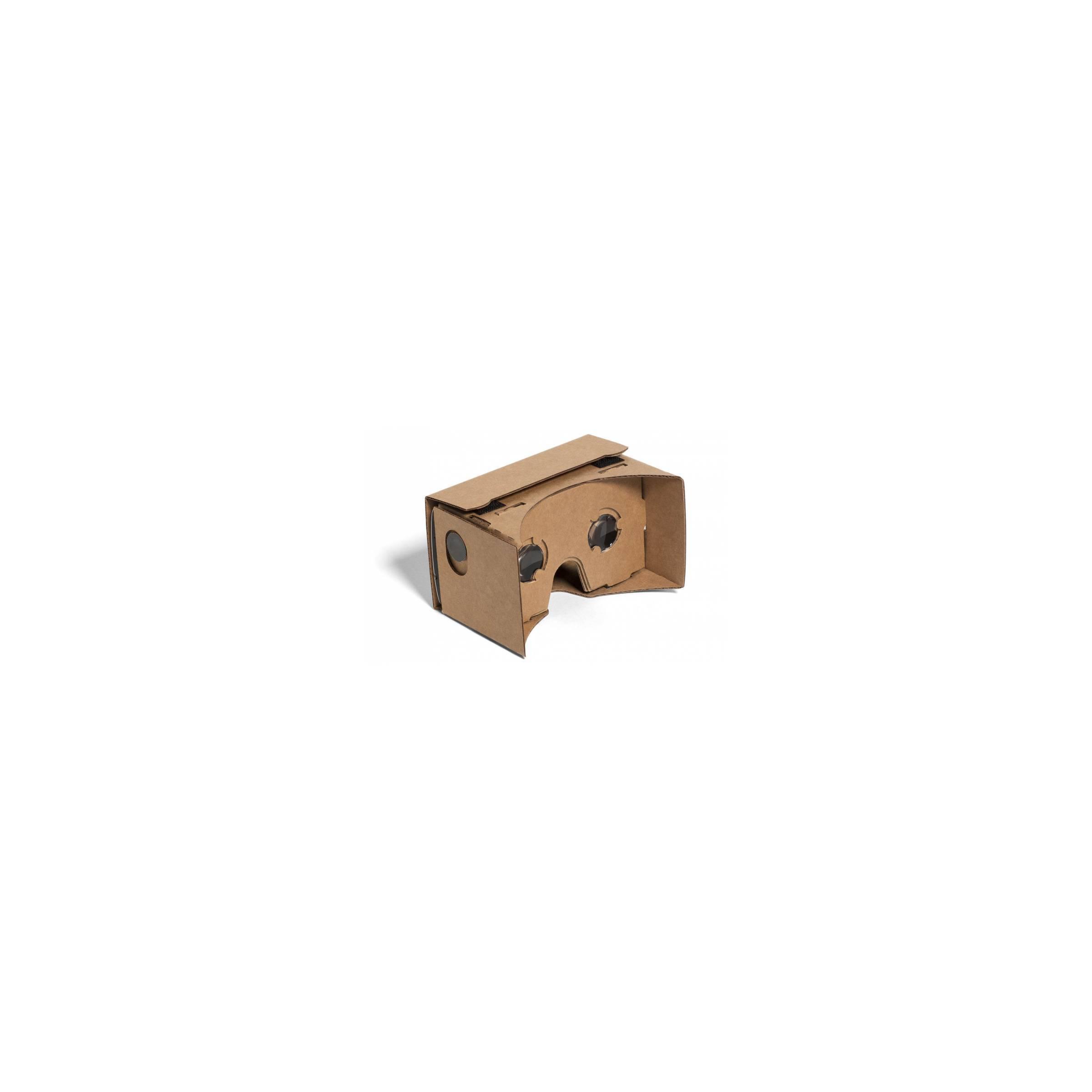 Cardboard med linser google fra google fra mackabler.dk