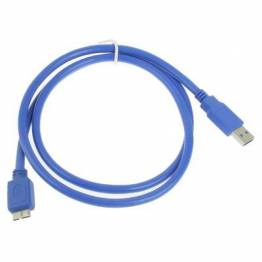 USB 3 kabel til Micro B USB3 kabel 1m