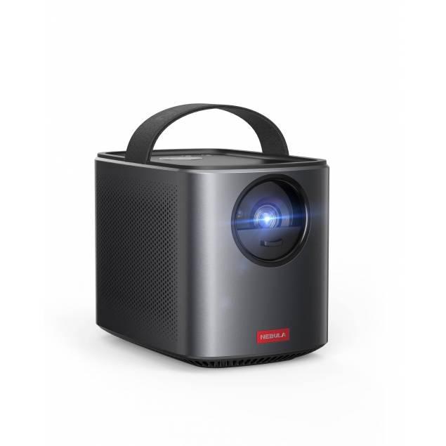 Nebula Mars 2 Pro projektor med indbygget højttaler og batteri