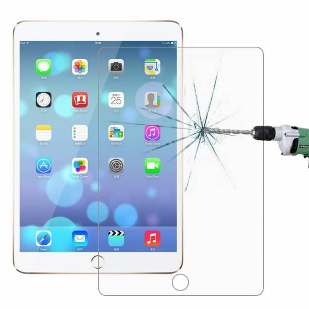 iPad panser glas - Er du lidt forsigtig med din iPad, fordi du er bange for at smadreskærmen? Så skal du måske have et Beskyttelsesglastil den, her har vi panser glas til iPads. iPad panser glasset er hårdt og beskytter din iPads skærm, så hvis du taber den eller taber no