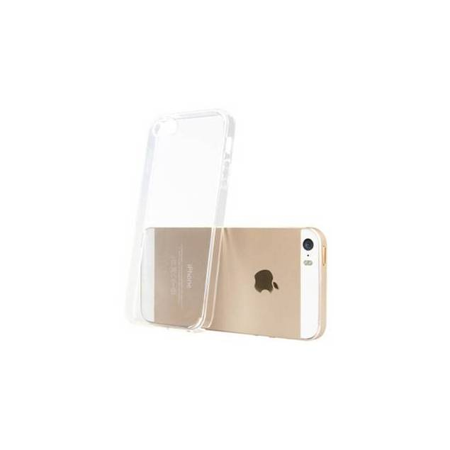 Phone SE & 5s & 5 Ultra tyndt gennemsigtigt cover