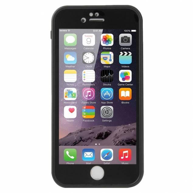 Vandtæt cover til iPhone 6/6s Haweel - Dette vandtætte cover virker til iPhone 6/6s eller iPhone6/6s plus, coveret beskytter rigtigt godt, ikke kun imod vand, men også de fleste andre ting, da der er rigtigt meget støtte i coveret. Haweelhar lavet coveret, vi elsker Haweel fordi de altid lev
