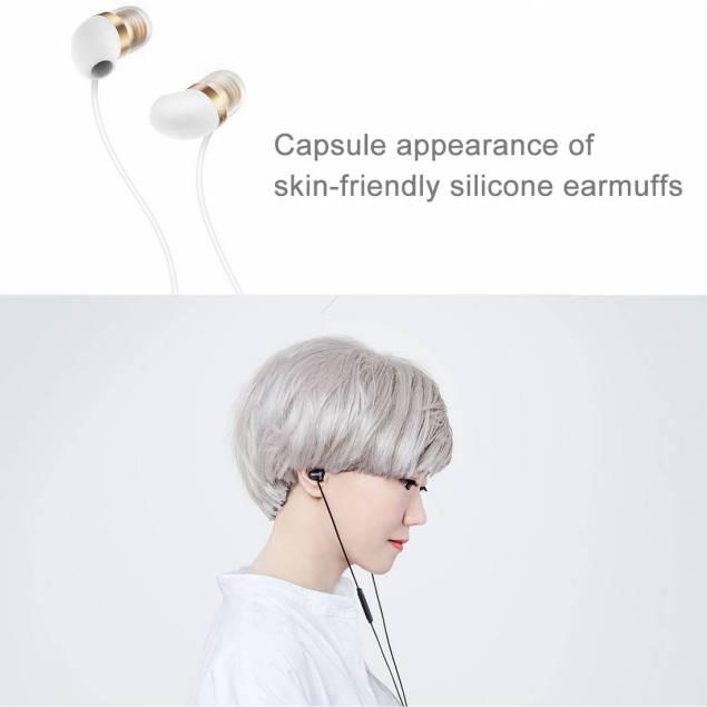 Image of   Xiaomi Earpods Capsule Earphone In-Ear Stereo Bass