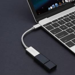 Zikko USB-C til USB-A hun-Adapter