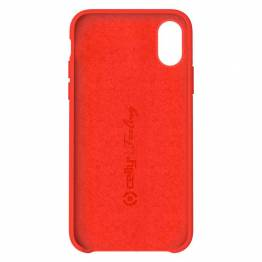 Celly Feeling iPhone X/Xs Silikone Cover