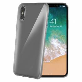 Celly Gelskin iPhone X/Xs Soft TPU Cover